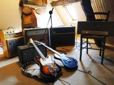 Enregistrements extraits sonores des amplis VD Amps