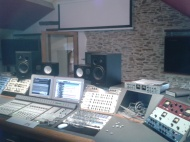 Cabine Studio du Faune - Régie A