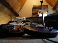Prises guitare maison