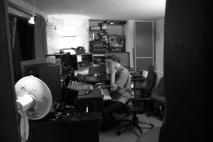 """Studio """"Le Train en Marche"""" - Marseille - Rec BO Clip G.S.Z.O."""