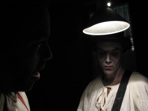 """Tournage """"Self Murder of the Ego Monsters"""""""