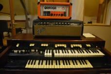 B-100, amplis guitare...